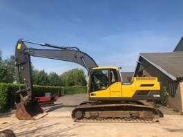 escavatore cingolato Volvo EC250DL 2012