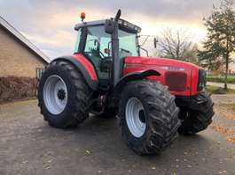 farm tractor Massey Ferguson 8220 2000