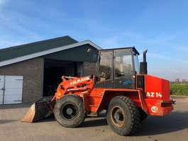 wheel loader Ahlmann AZ14 1998