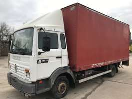 closed box truck Renault S150 **6CYLINDRE** 1992