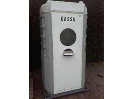 inne pojemniki Container kassa unit