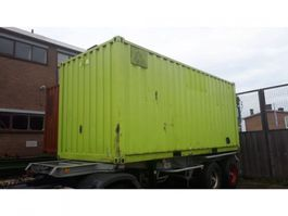 other containers 20 ft container werkplaats ingericht