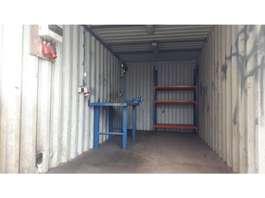 other containers 20 ft werkplaats ingericht