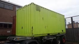 anderer Container werkplaats container