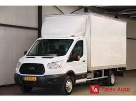 closed box lcv Ford Transit 2.2 TDCI 155PK MEUBELBAK LAADKLEP LAADLIFT 2015