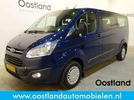 minivan - passenger coach car Ford Transit Custom 2.2 TDCI 125 PK L2H1 Trend 9 persoons / Airco / Cruise Co... 2015