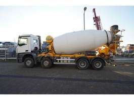 camion betoniera Mercedes Benz AROCS 4142 8X4 12m3 MIXER 89.000KM EURO 6 2017