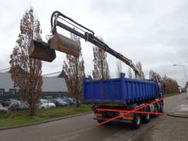 other containers HMF AFZET CONTAINER + HMF 1250 KRAAN