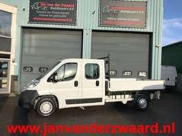 platform lcv Peugeot BOXER 2.2 HDI XXL MAXI dubbele cabine openlaadbak Pick up  AIRCO 2007