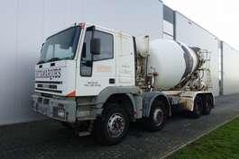 camion betoniera Iveco EUROTRAKKER MP340E38HCE3 8X4 MIXER FULL STEEL MANUAL 2002