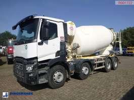 camion betoniera Renault C 430 8x4 Euro 6 NT concrete mixer 2018