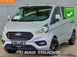 closed lcv Ford Transit Custom 2.0 TDCI 130PK Limited Automaat DC Navigatie Camera Cruis... 2019