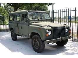 voiture particulière tout-terrain – 4x4 Land Rover 110 HARD TOP DEFENDER 110 1986