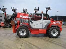 rigid telehandler Manitou MT 1440 (885) 2010