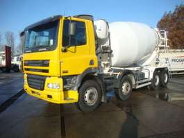 camion betoniera DAF CF430 10M3 BARYVAL MIXER 2005