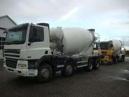camion betoniera DAF cf430 10m3 barrival 2006