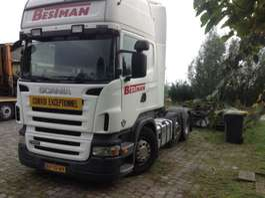 Тягачи стандарт Scania R 400 A 6X2/4 2009
