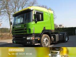 Тягачи стандарт Scania 114L 340 Opticruise Trekker 2000