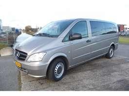 minivan - passenger coach car Mercedes Benz Vito 113 CDI XXL 9 zits EURO5 excl btw geen bpm 5-2013 2013