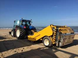 miscellaneous attachment Hurricane 260 beachcleaner 2001