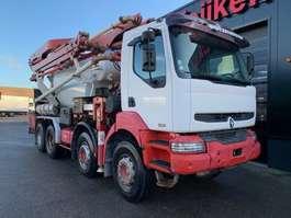 concrete pump truck Renault KERAX 420 8X4 - PUMI PUTZMEISTER TMM 21.67 Q - 21 METER 2004