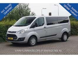 minivan - passenger coach car Ford Transit Custom 310L L2 H1 2.0 TDCI 130pk Trend 9-persoons Airco Cruise P... 2017