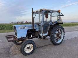 farm tractor Landini 5500