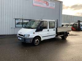 chassis lcv Ford 90T350 Dub Cab Pick Up 6 Zits. Trekhaak Bakmaat L280/B.215.H40 CM Achter... 2003