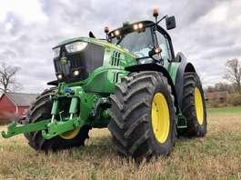 tracteur fermier John Deere 6195M