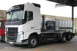 roro tractor unit Volvo FH 460 6X2 Lenkachse Meiller RK 20.70 I-ParkCool 2016