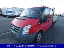 vcl inclinable Ford Transit 2.2 TDCI Eu4 DoKa Pritsche AHK  6 Sitze