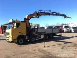 crane truck Volvo FH500 6x2 2011