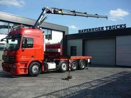 crane truck Mercedes Benz Actros 3650 8x4 L Hiab 244  Retarder 2006