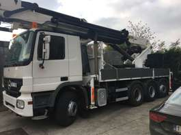 crane truck Mercedes Benz ACTROSS 2005