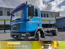 chassis cab truck MAN TGL 7.150 Euro4 chassis cabine 2007