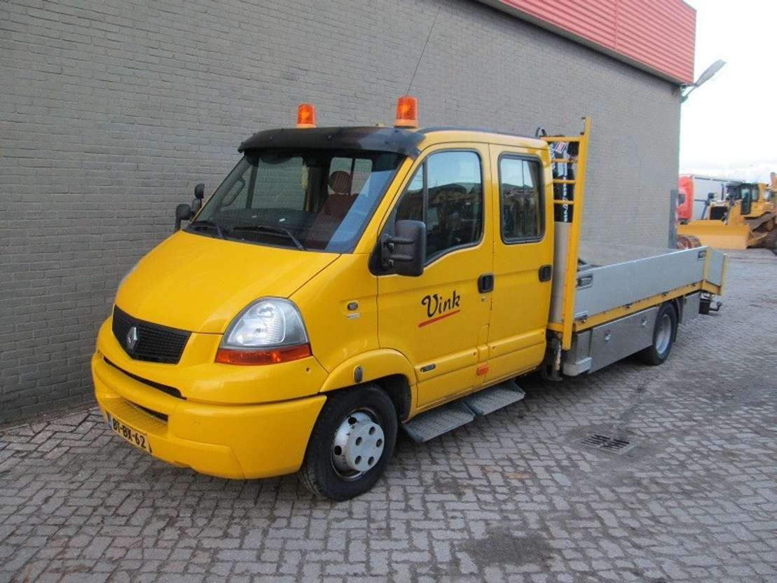 Renault Master Pro 160 65 Car Transporter Truck Trucksnl Com