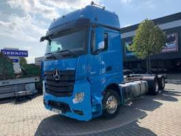 chassis cab truck Mercedes Benz 2563 Actros Chassis Cabine 2014