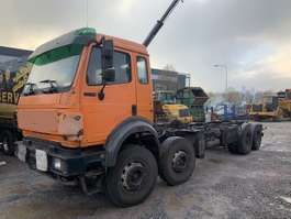 chassis cab truck Mercedes Benz 3538 8x4 Chassis 1996