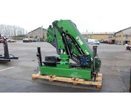loader crane Hiab X-HIPRO 192 E-4 2014