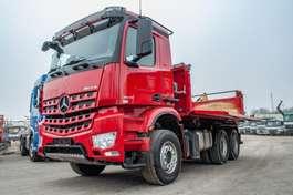 tipper truck Mercedes Benz Arocs 2645K 6x4 Meiller kipper bordmatik 2019