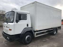 closed box truck Nissan ECO T.160 **BELGIUM TRUCK** 1999