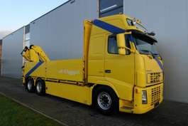 crane truck Volvo FH16.660 6X4 PALFINGER PK23002 EURO 4 2008