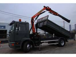 tipper truck MAN 18.250 BB - PK 9501 2003