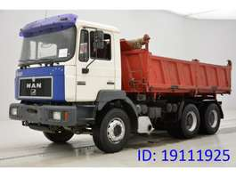 tipper truck MAN 27.403 - 6x4 1998