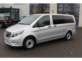 minivan - passenger coach car Mercedes Benz Vito 114 CDI Tourer Lang 2 Schuifdeuren, 9 Persoons, Camera, Airco 2018