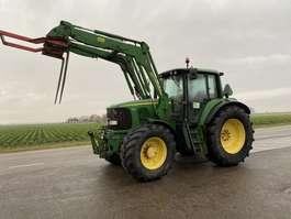 farm tractor John Deere 6620