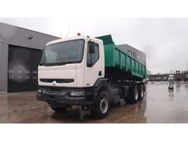 tipper truck Renault Kerax 370 DCI (BIG AXLES / FULL STEEL SUSPENSION) 2002