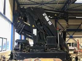 crane truck Hiab 195-4 + Jib 30-2 2001