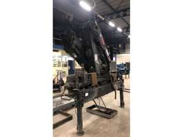 crane truck Hiab 166 ES-4 Hipro 2019
