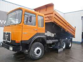 tipper truck MAN 32-320 , 3 way tipper, ZF Manual , 6x4 1982